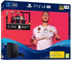 FIFA 2020 PS4 1TB Bundle